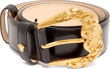 Versace Barocco medium leather belt