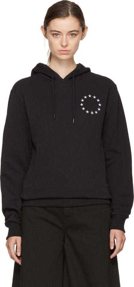 Etudes Black Étoile Europa Hoodie