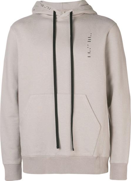 Ben Taverniti Unravel Project Drawstring hooded sweatshirt