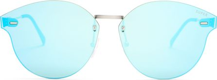 RetroSuperFuture Tuttolente Panama round-frame sunglasses