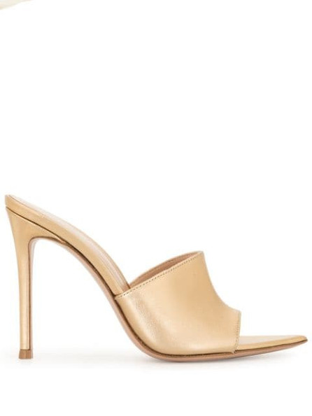 Gianvito Rossi Alise slip-on sandals