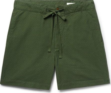 Chimala Cotton-Jacquard Drawstring Shorts