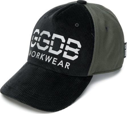 Golden Goose Deluxe Brand GGBD Workwear cap