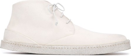 Marsell Textured lace-up shoes