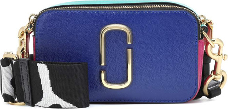 MARC JACOBS Snapshot Small leather shoulder bag
