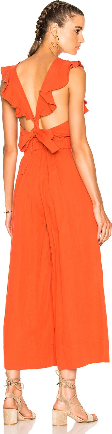 50c03810dbad Ulla Johnson Viola Jumpsuit - Mkt