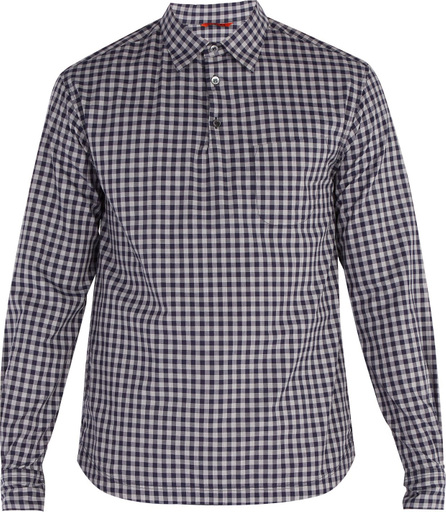 Barena Venezia Checked cotton shirt