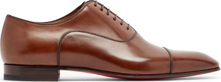 Christian Louboutin Greggo leather oxford shoes