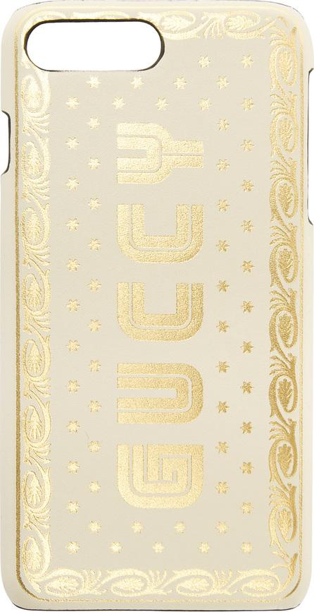 Gucci White Sega 'Guccy' iPhone 8 Plus Case