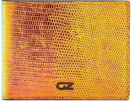 Giuseppe Zanotti Iridescent billfold wallet