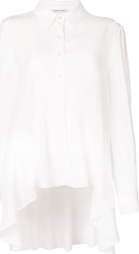 Alberta Ferretti classic shift blouse