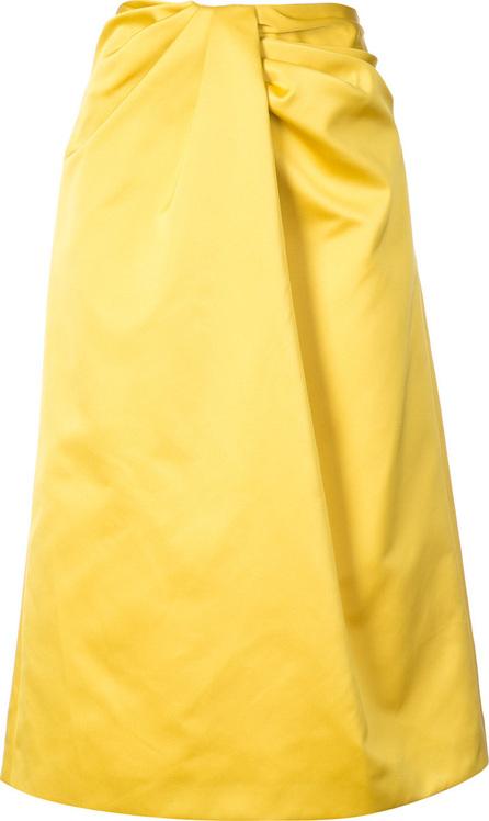 ROCHAS Moonflower skirt