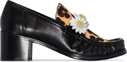 Sophia Webster X Patrick Cox Stevie 60 daisy loafers