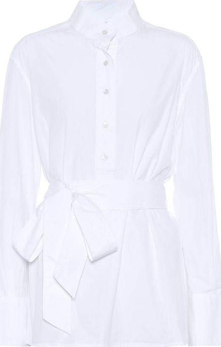 FRAME DENIM Cotton poplin shirt