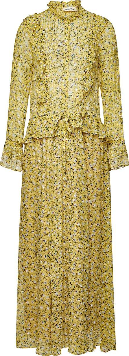 Zadig & Voltaire Printed Maxi Dress