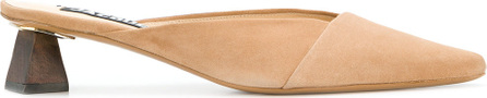 Jacquemus Pointed slip-on mules