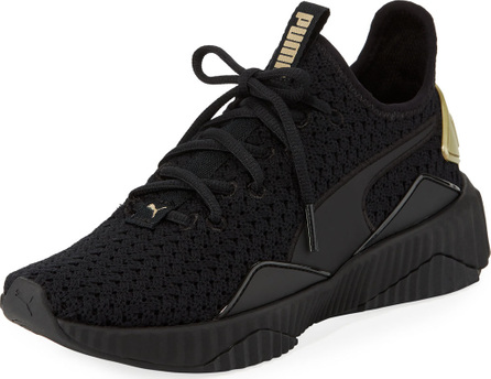 PUMA Defy Varsity Knit Sneakers