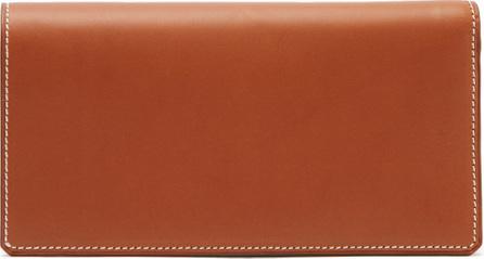 Connolly Bi-fold envelope leather wallet