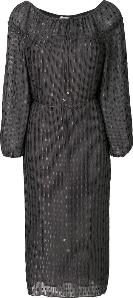 Zimmermann Longsleeved fitted dress