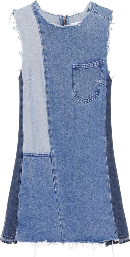Grlfrnd Hilary cotton denim dress