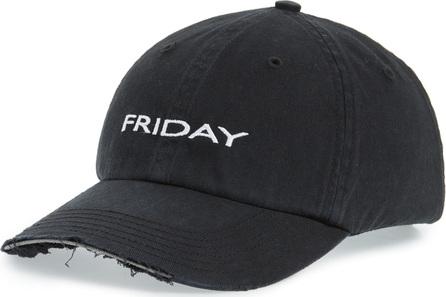 Vetements Weekday Cap