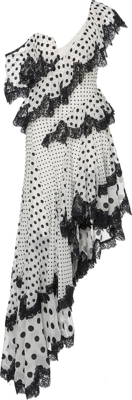 Zimmermann Rife Dally Asymmetrical Dress