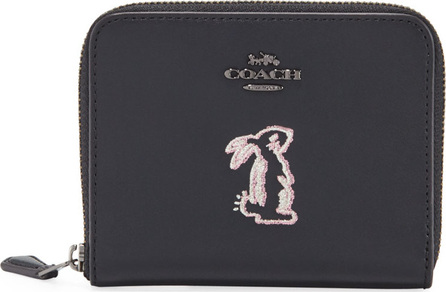 COACH x Selena Gomez Bunny Small Wallet