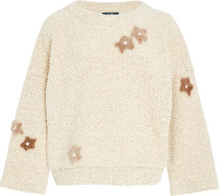 Alena Akhmadullina Wool Embroidered Jumper