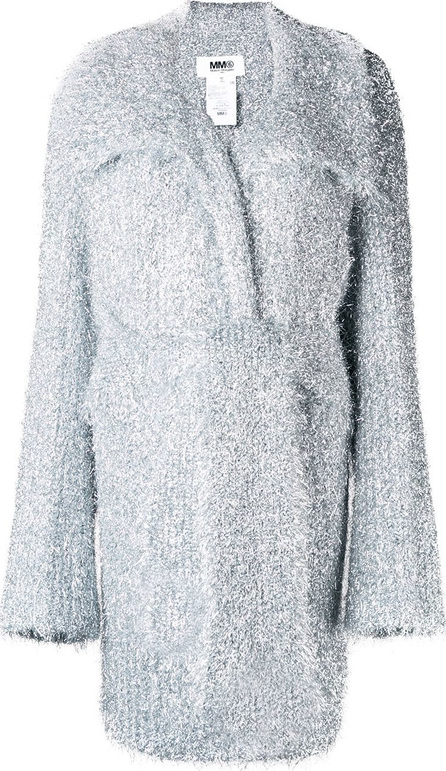 MM6 Maison Margiela Sparkle knit cardigan