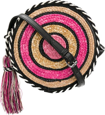 Rebecca Minkoff Tassel circular crossbody bag