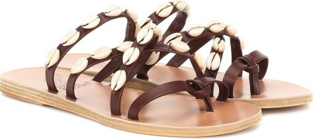 Ancient Greek Sandals Exclusive to Mytheresa – Hydra leather sandals
