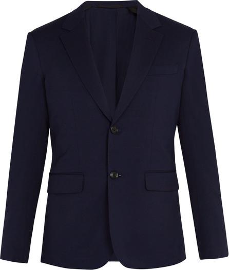 Berluti Single-breasted wool-blend jacket