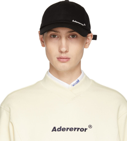 ADER error Black Diagonal Cap