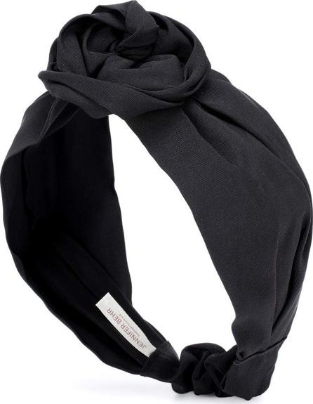 Jennifer Behr Rosemarie silk faille headband