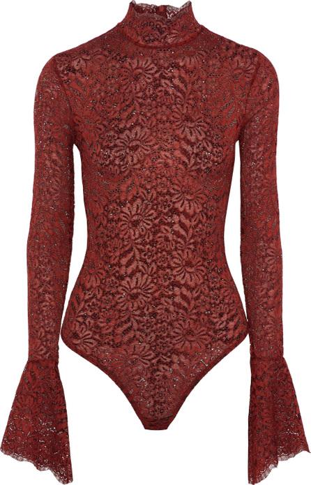 Alix Haven stretch-corded lace bodysuit