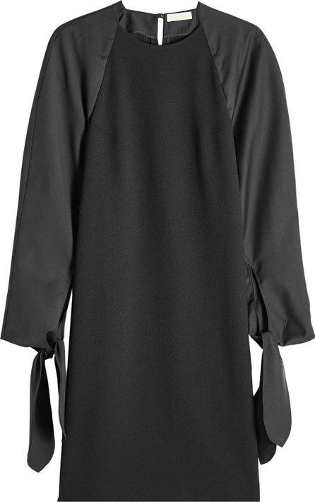 Nobi Talai Virgin Wool Dress with Bows