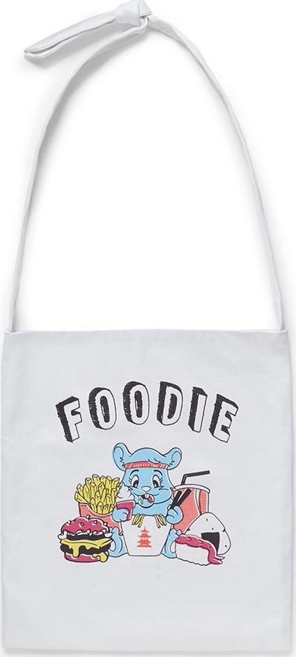 Ground-Zero 'Foodie' shopping tote