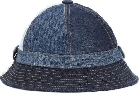 Acne Studios Blå Konst denim bucket hat