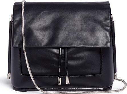 3.1 Phillip Lim 'Hana' leather flap chain shoulder bag