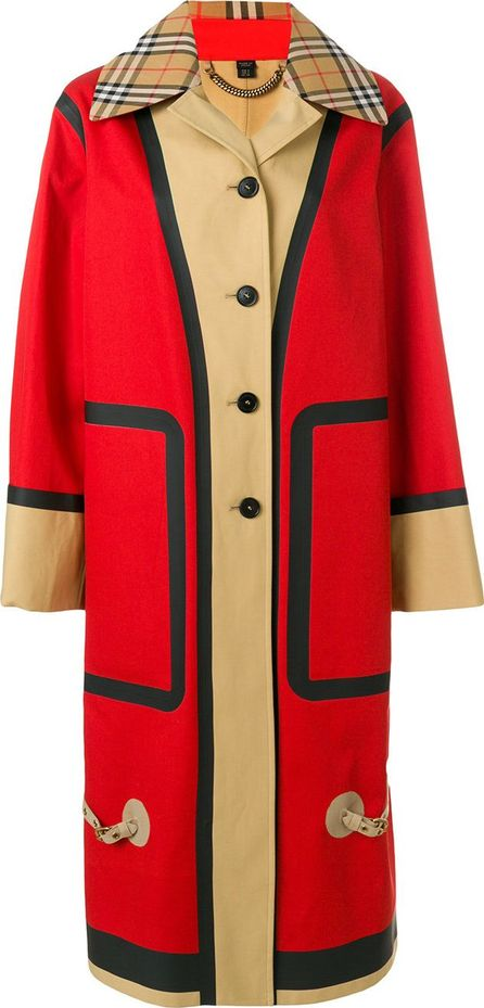 Burberry London England Oversized Car coat