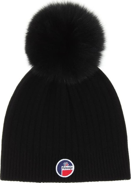 Fusalp Wool and cashmere beanie