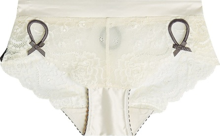 Heidi Klum Intimates Zoe Briefs with Lace