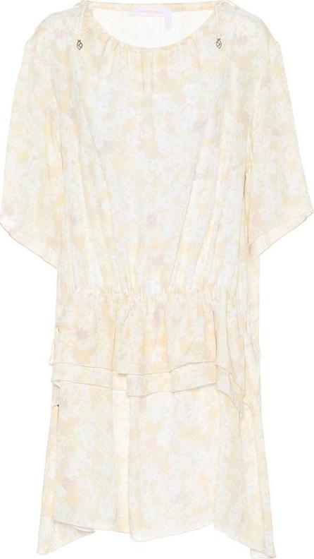 See By Chloé Floral-printed crêpe dress