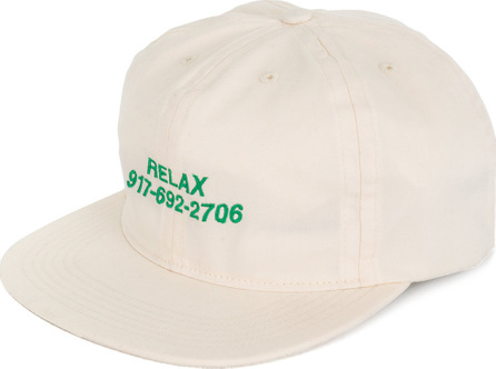 Call Me 917 Relax baseball cap