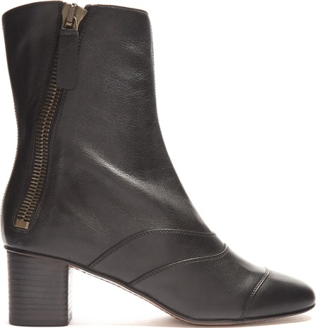 Chloe Lexie leather ankle boots