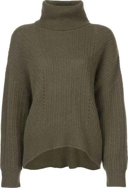 Nili Lotan Roll Neck Sweater