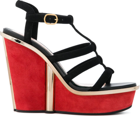 Alexander McQueen Wedged sandals