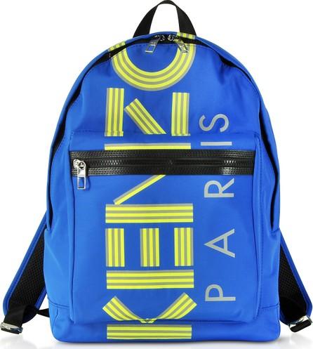 KENZO Kenzo Signature Nylon Backpack