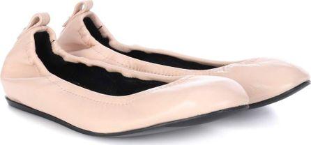 Lanvin Leather ballerinas