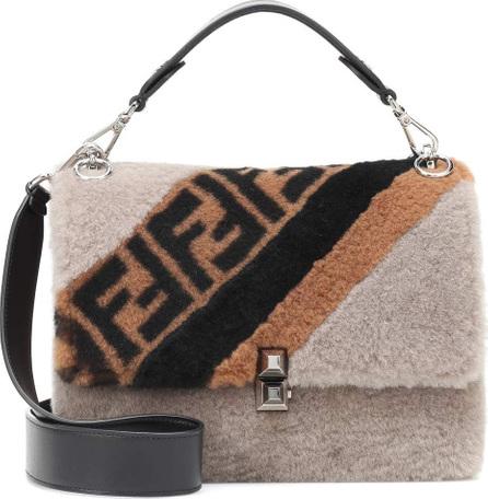 Fendi Kan I fur shoulder bag